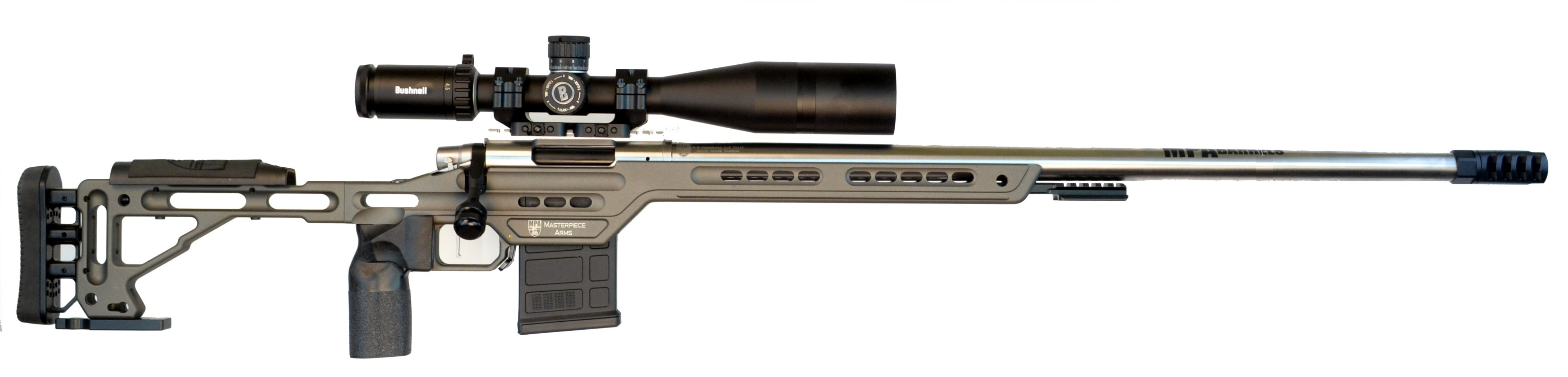 "MasterPiece Arms (MPA) Introduces the MPA BA Precision Match Rifle (PMR) Competition ""Ready"" Rifle"