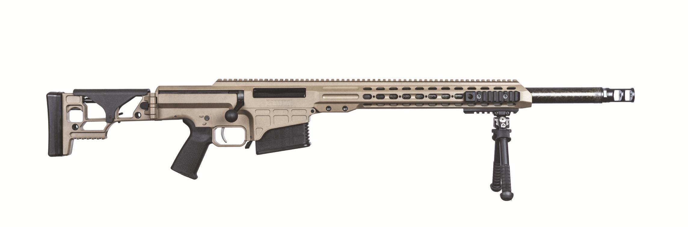 PROOF Research's Carbon Fiber Barrels Integral to New 300 PRC MRAD® Barrett Rifles Contracted by US Department of Defense