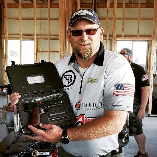 Shell Shock Technologies Signs Don Aman as Newest Sponsored Shooter