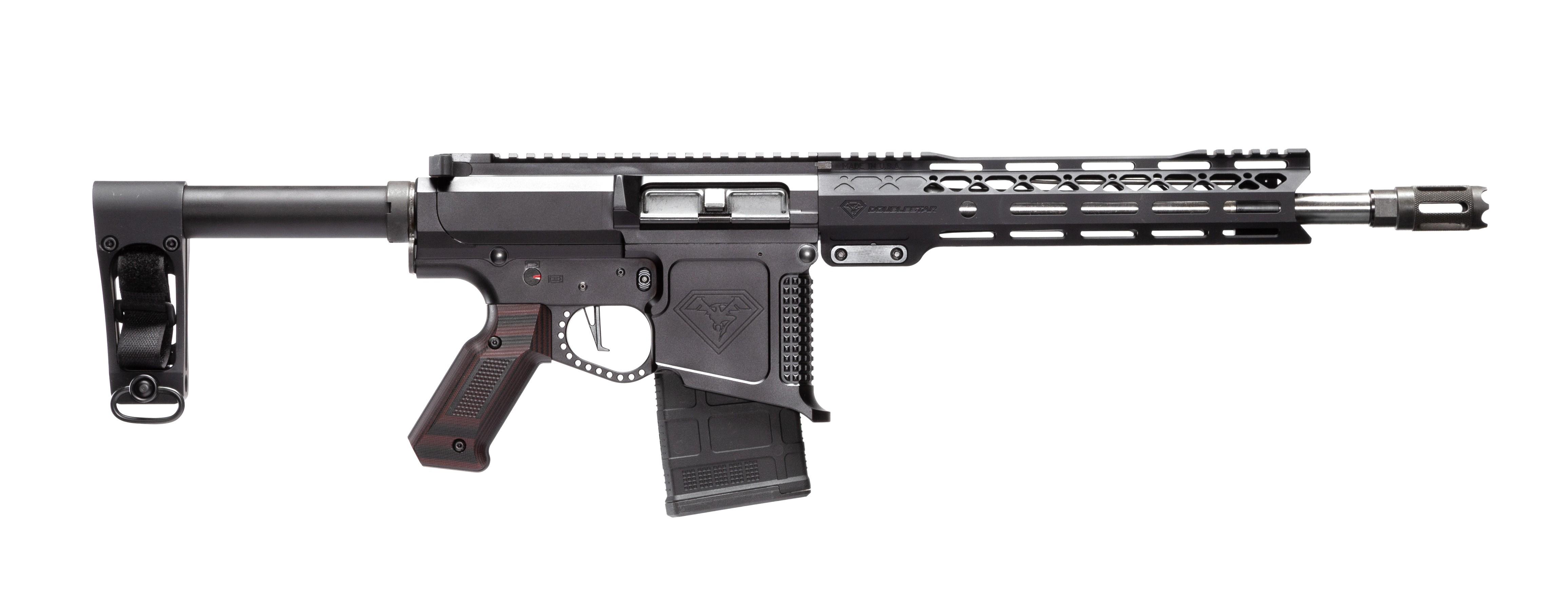 DoubleStar Unveils its STAR10-P .308 Pistol