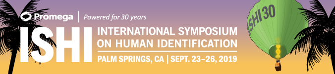 Parabon® NanoLabs to Attend the International Symposium on Human Identification (ISHI30)