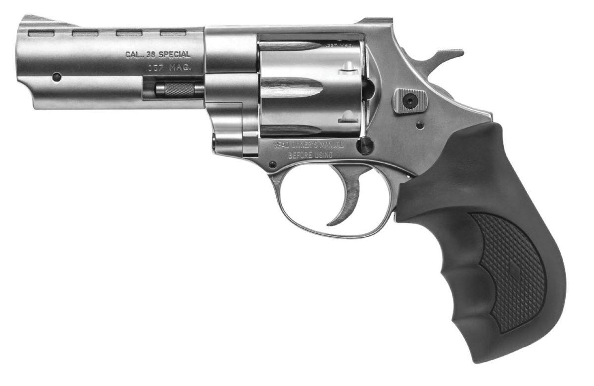"EAA Corp. Weihrauch Windicator 4"" Steel Revolver"
