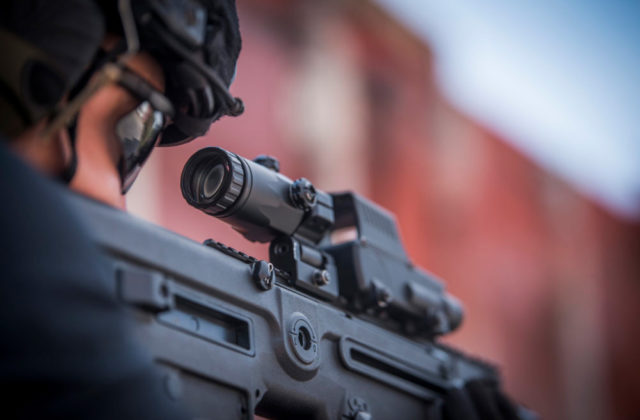 Meprolight® Goes the Distance with New MEPRO MX3-T Magnifier Scope