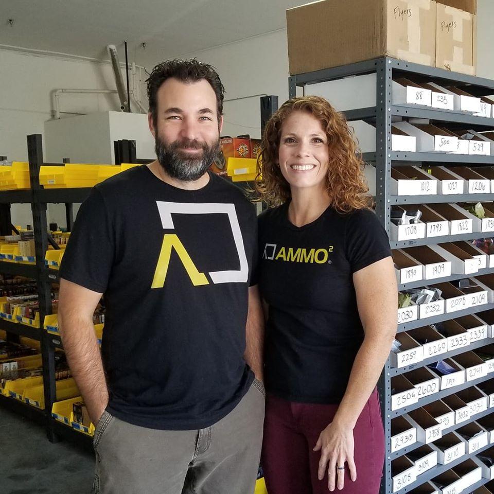 Dan and Danielle Morton of AmmoSquared Inc.