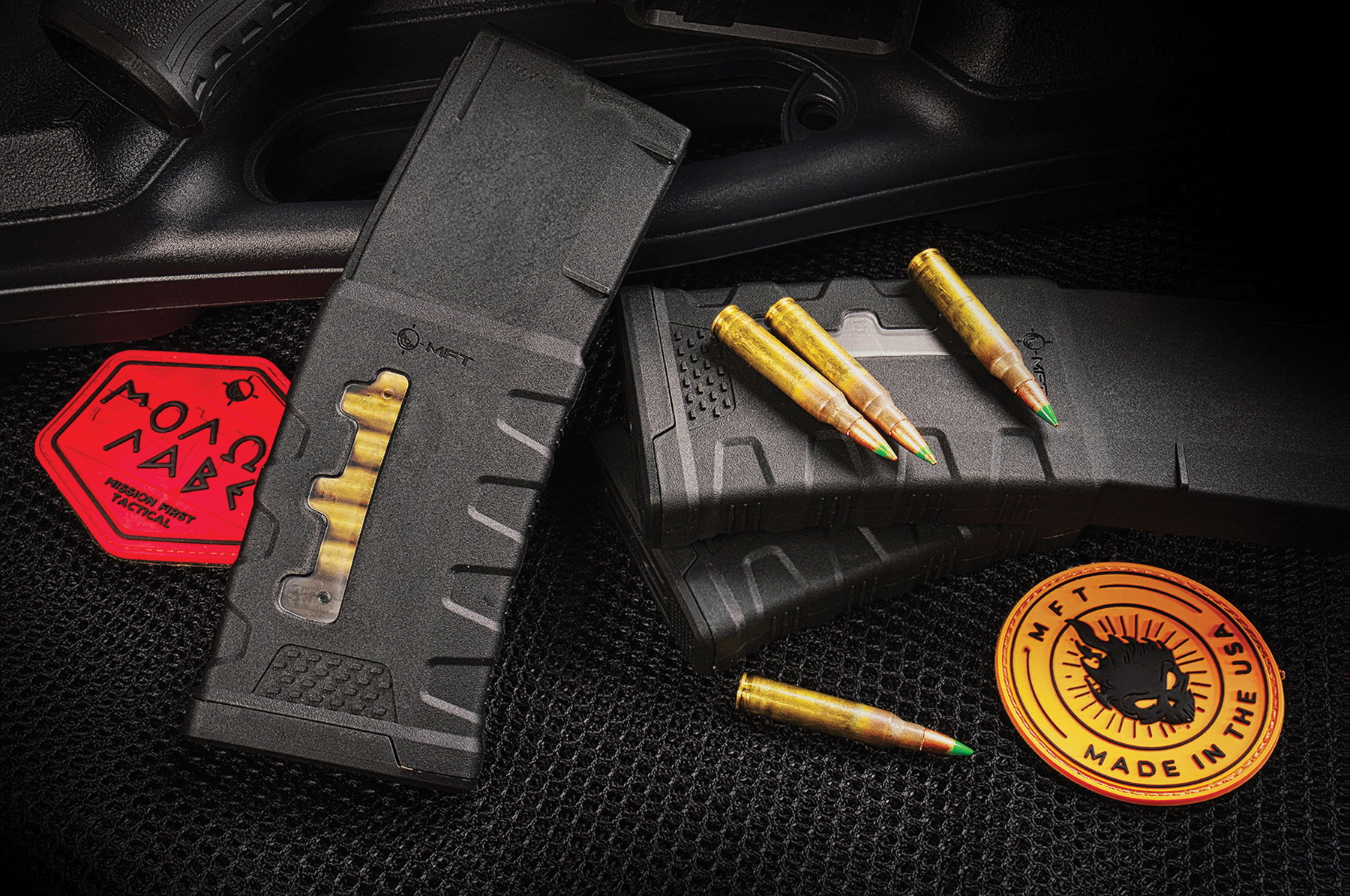 Mission First Tactical (MFT) Unveils Extreme Duty Window Mag