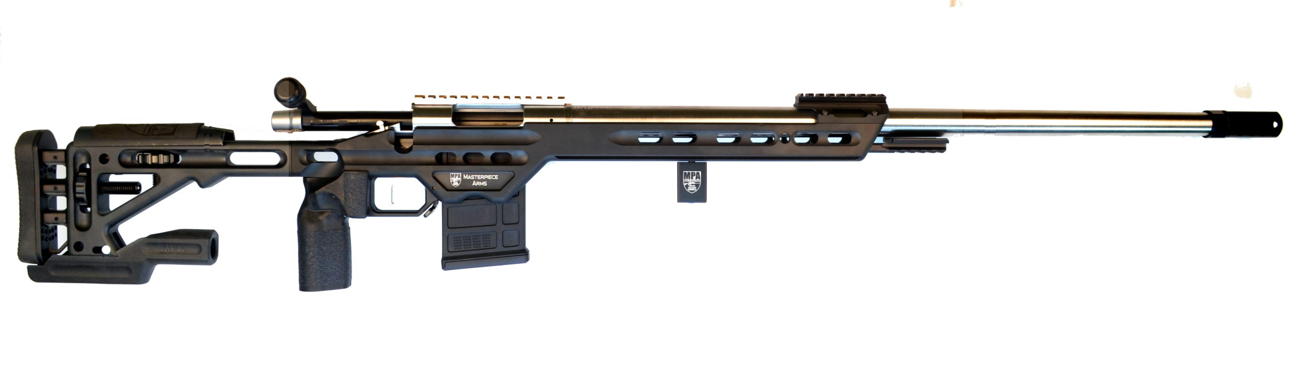 "MasterPiece Arms (MPA) Introduces the MPA BA Precision Match Rifle (PMR) ""Pro"" Competition Rifle for the 2020 Precision Rifle Series (PRS) Season"