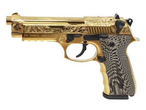 The Ultimate Under the Tree Gift, the Regard MC Deluxe Pistol