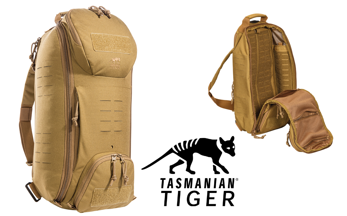 The Tasmanian Tiger® TT Modular Sling Pack 20