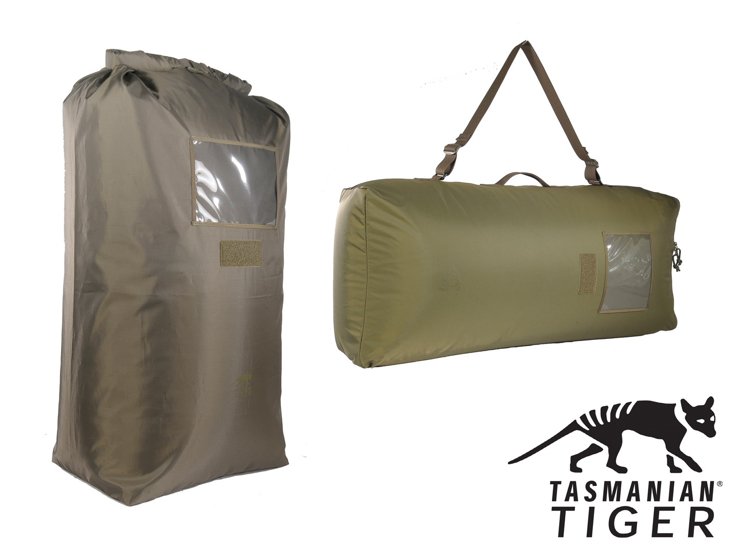 Tasmanian Tiger® has Your Backpack Covered