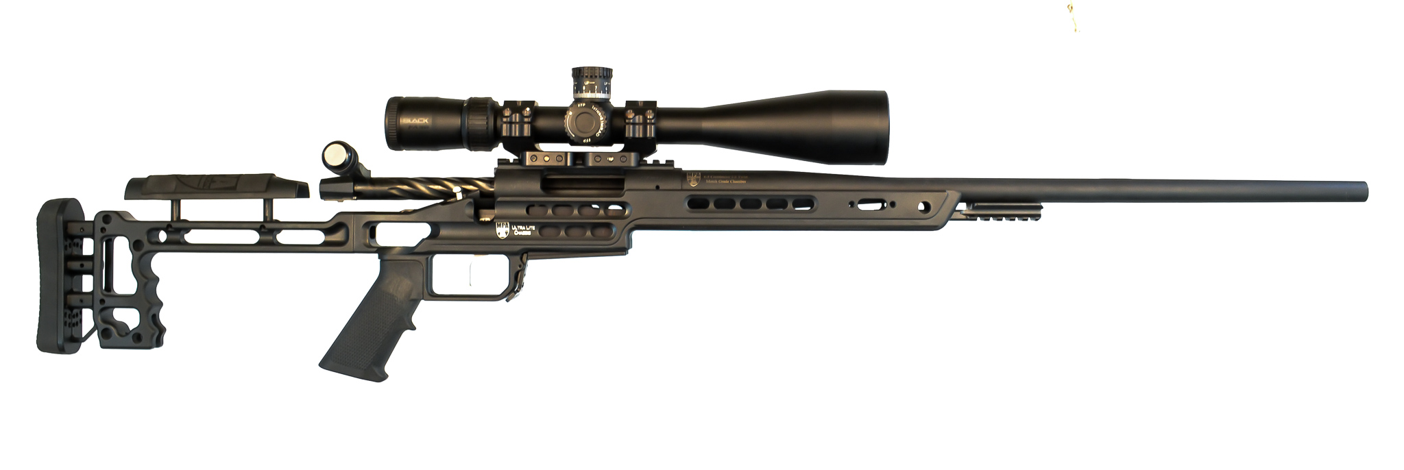 MasterPiece Arms (MPA) Adds a Stainless Barrel Rifle to its MPA BA Hunter Rifle Line