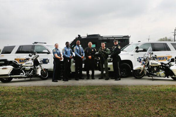 Calcasieu Parish Sheriff's Department, Lake Charles, LA