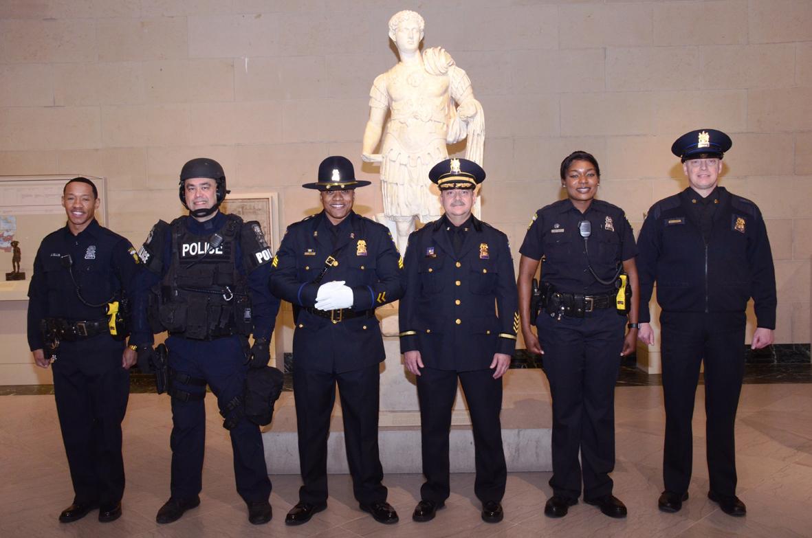 Toledo Police Department, Toledo, Ohio