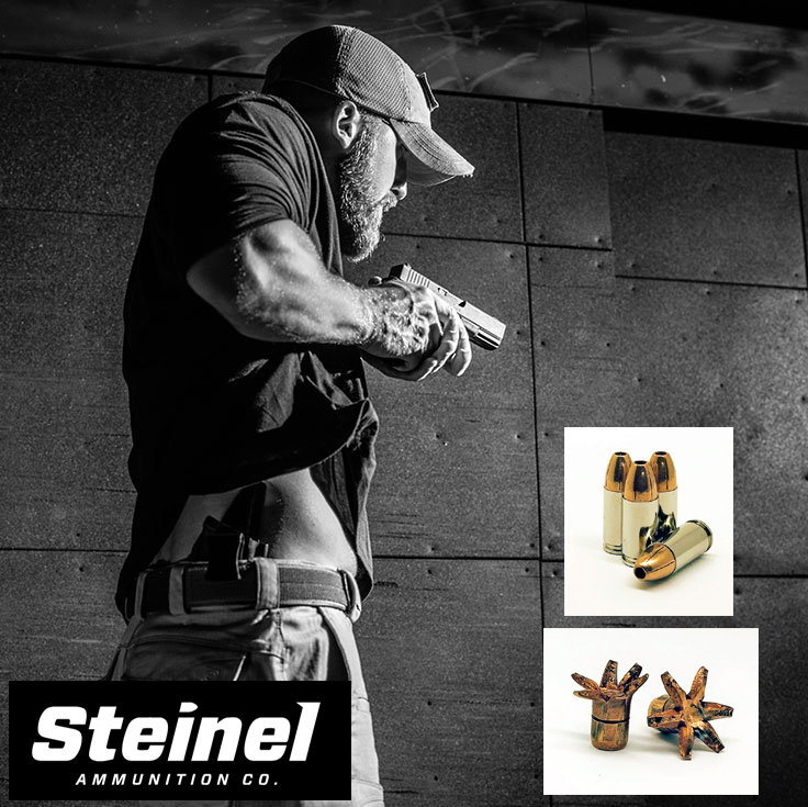 Steinel Ammunition Releases its First Premium 9mm Defensive Load