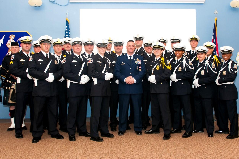 NAUMD Names Columbus Police Department Best Dressed