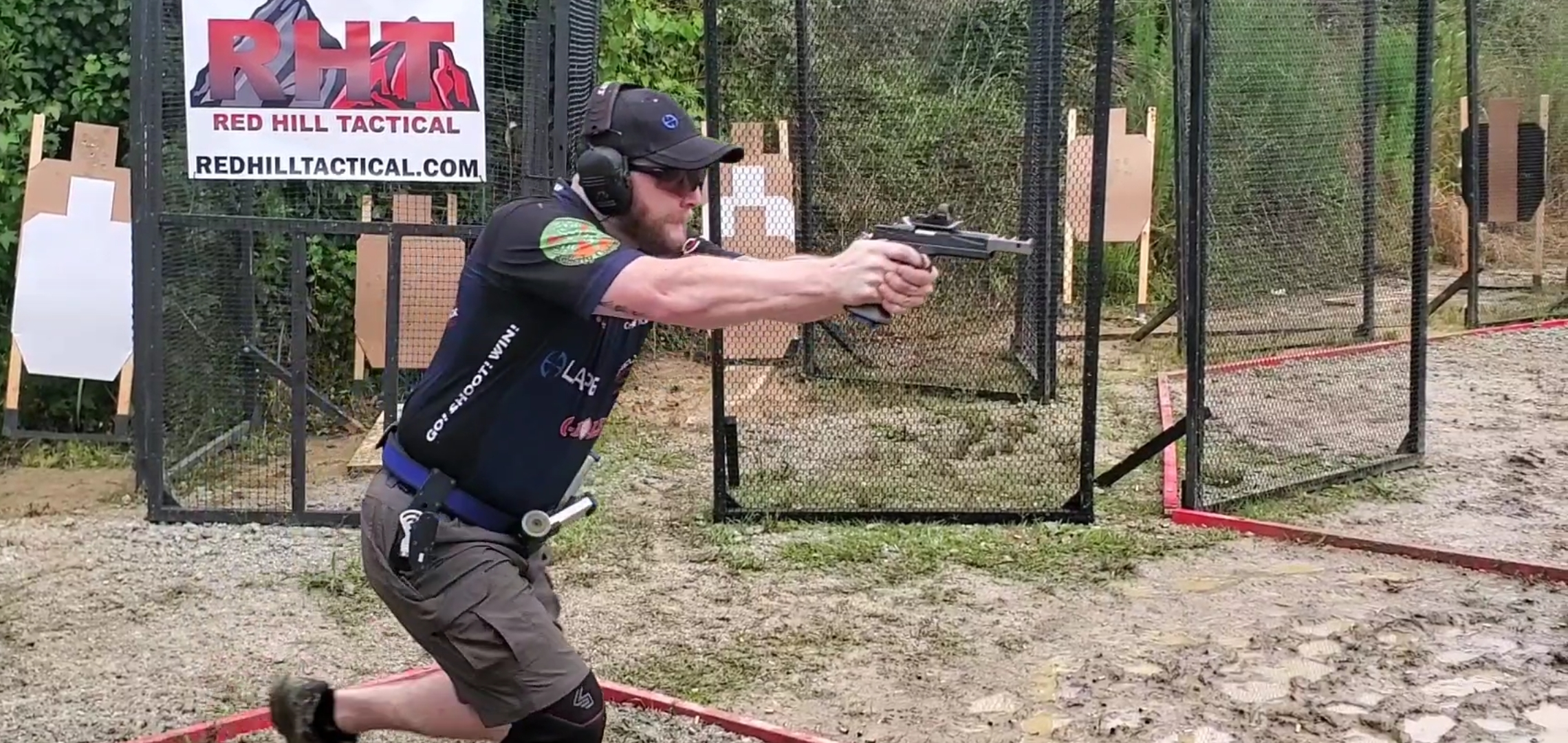 Shell Shock Technologies Sponsored Shooter John Vlieger Takes Home High Overall  at the Low Country Battle at The Beach – 2020 South Carolina Section Championship