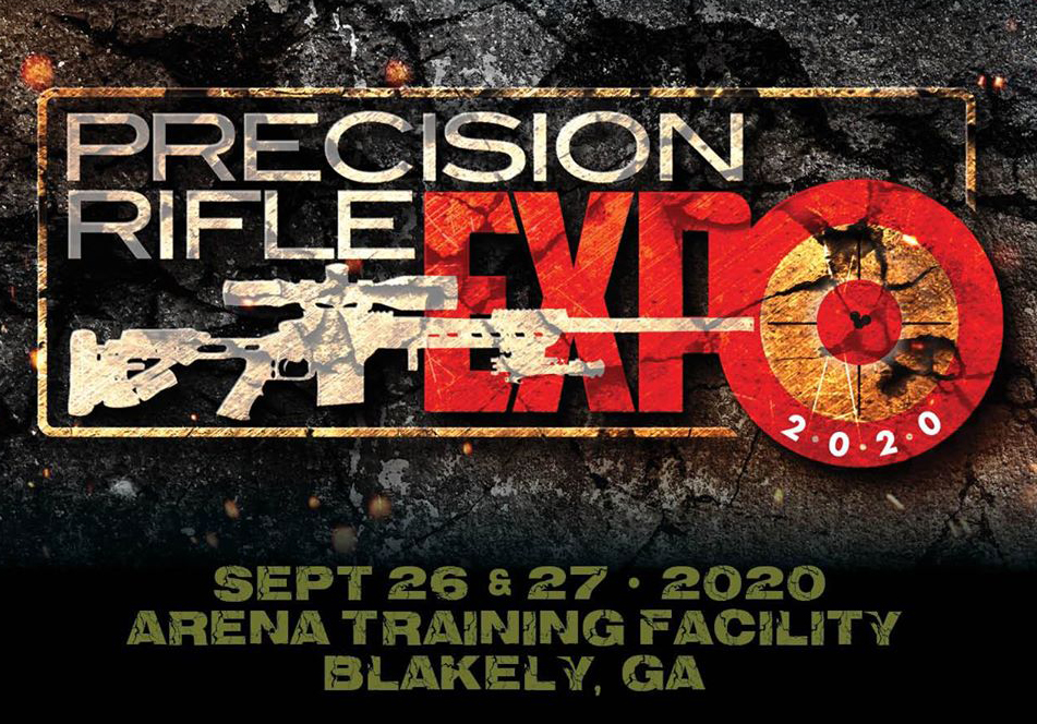 The Precision Rifle Expo 2020 is on for September!