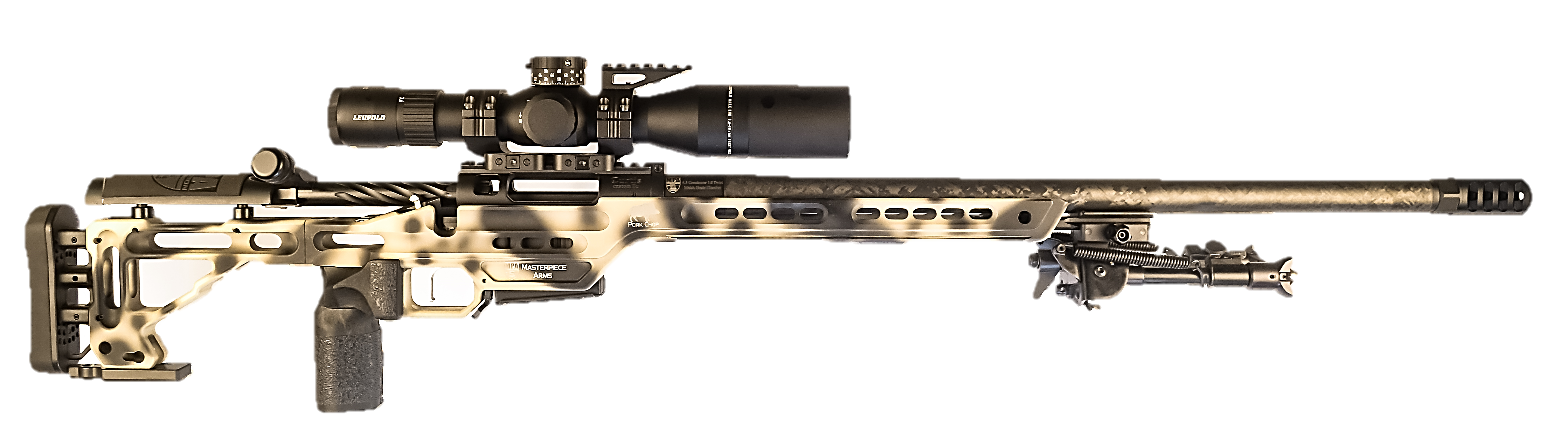 Eliminate Varmints and Manage the Herd with the New MasterPiece Arms (MPA) Pork Chop Rifle