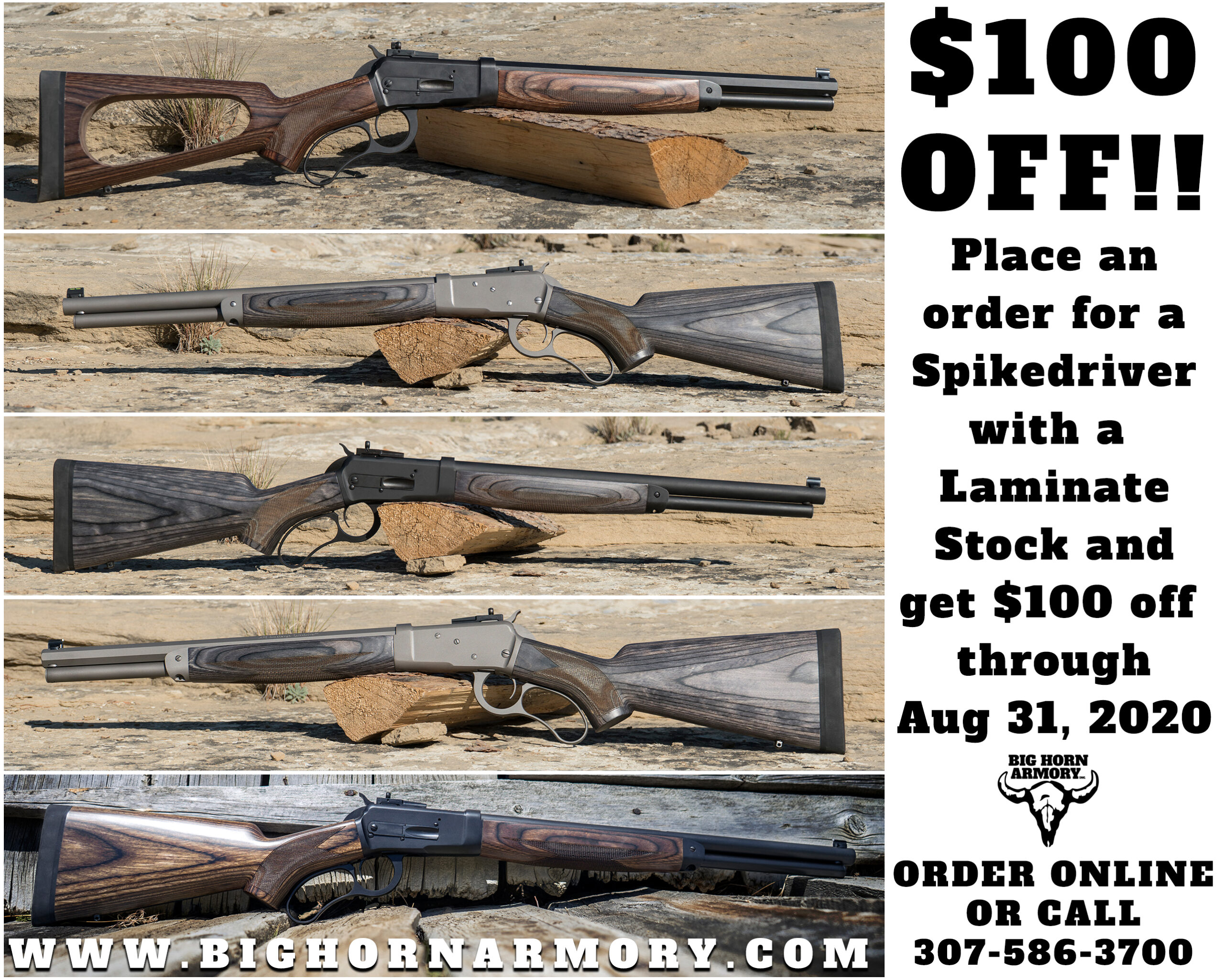 Big Horn Armory (BHA) Offering Several Summer Promos