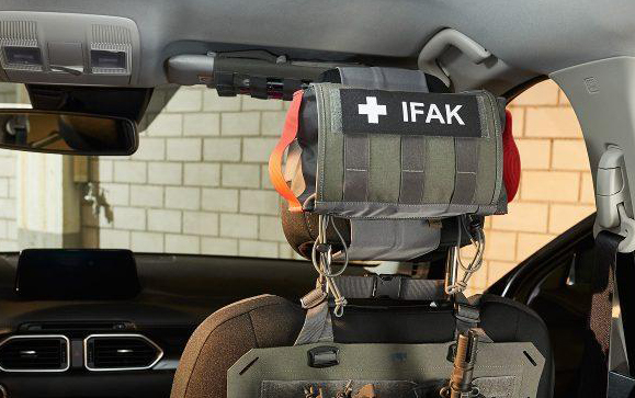 Tasmanian Tiger® TT Head Rest IFAK Receives a SILVER Score in the  2020 NTOA Member Tested and Recommended Program with Overall Score of 4.24 out of 5