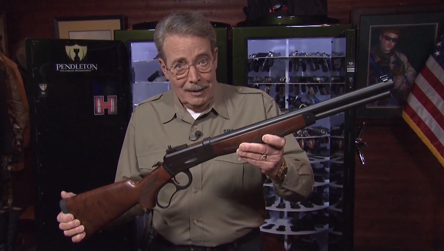 Jim Scoutten Introduces the Big Caliber Big Horn Armory Model 89 Lever-Action Rifle on Shooting USA