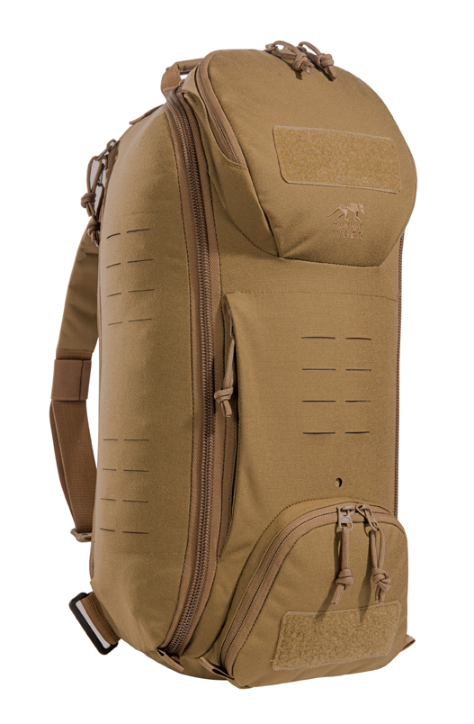 Tasmanian Tiger® TT Modular Sling Pack 20 Receives a SILVER Score in the  2020 NTOA Member Tested and Recommended Program with Overall Score of 4.31 out of 5