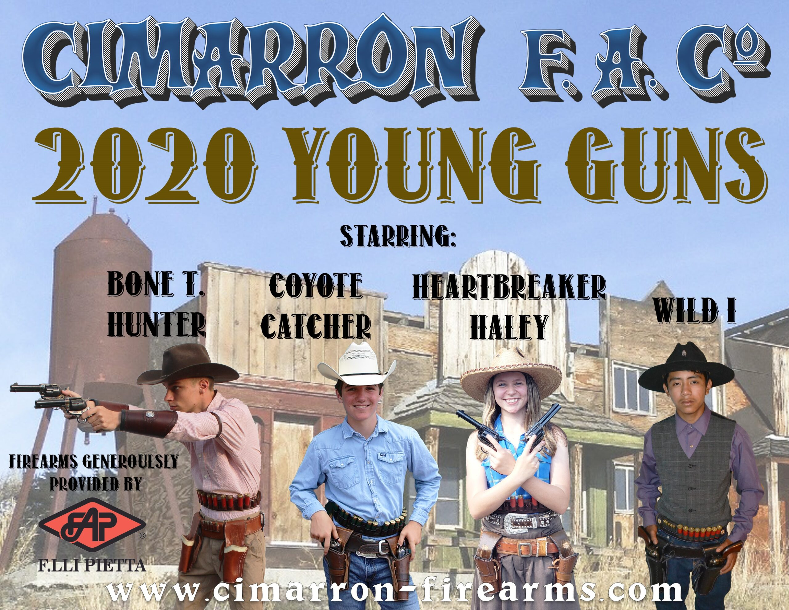 "Meet the ""Young Guns"" of 2020"