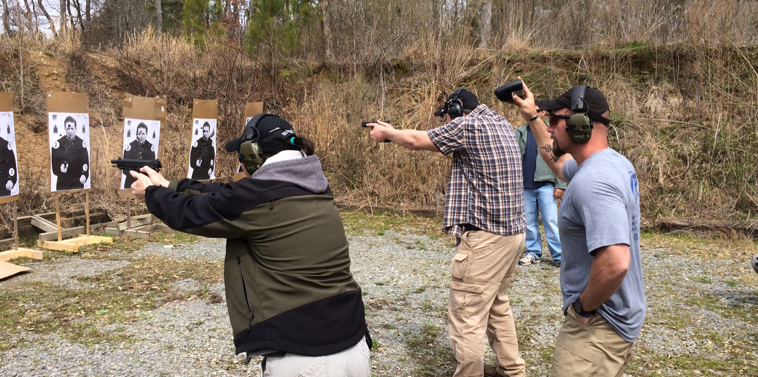 Firearms Instruction: Commitment, the First Step
