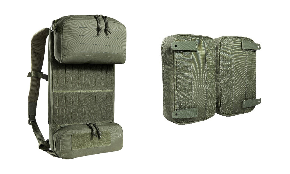Figure 2 TT Gunner Pack shown with front 2 pouches removed