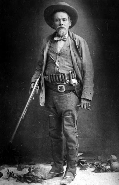Cochise County AZ Sheriff John Slaughter