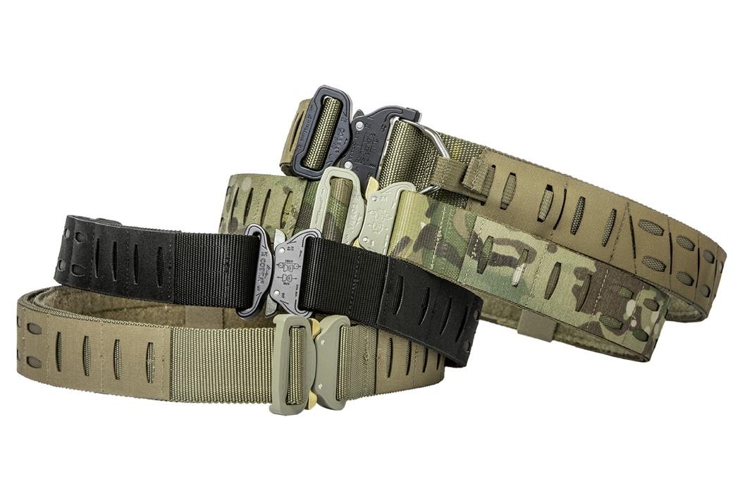 SENTRY Tactical Gunnar Low Profile Operator Belts